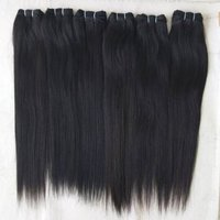 Straight Human Hair bundles Human hair
