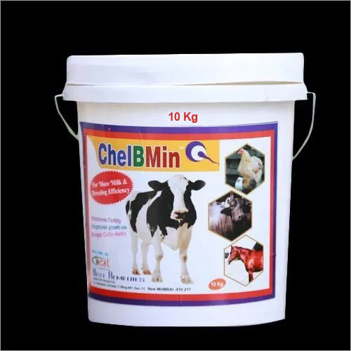 10 kg ChelBMin Feed Supplement