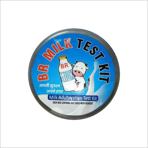 Milk Adulteration Kit