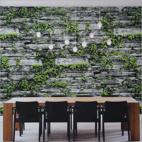 Dining Room 3D Wallpaper