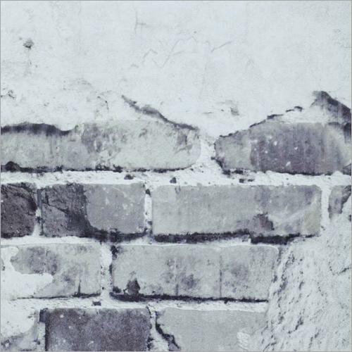 Pvc Rectangle Brick Wallpaper