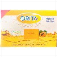 Papaya Oil Soap