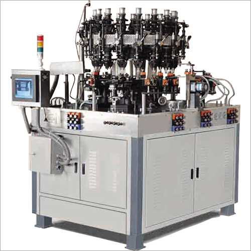Head Vial Machine
