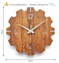 Alfa Shape Wall Clock