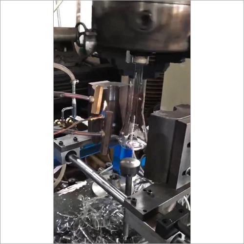OEM Blow Type Glassware Lab Flask