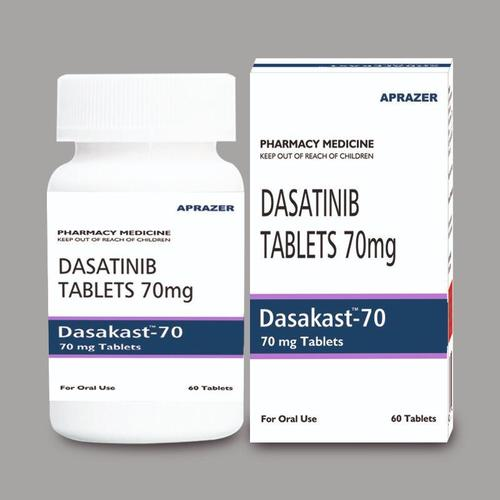 Dasakast 70mg Tablets