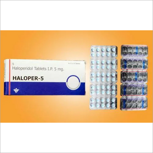 Haloperidol Dispersible Tablets