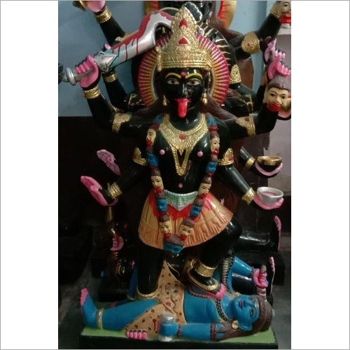 Kali Maa Marble Statue