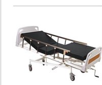 MANUAL ICU BED (DELUXE MODEL)