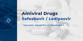 Ledipasvir-sofosbuvir tablet