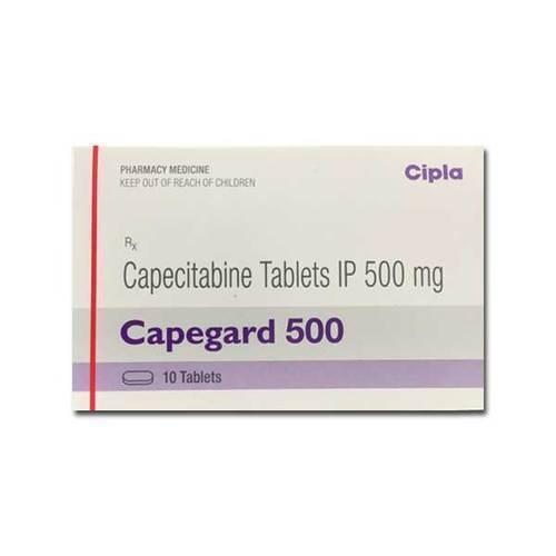 Capecitabine 500mg Tablet