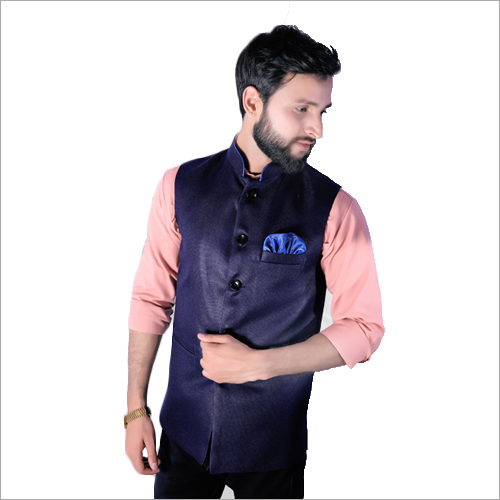 Mens Casual Nehru Jacket