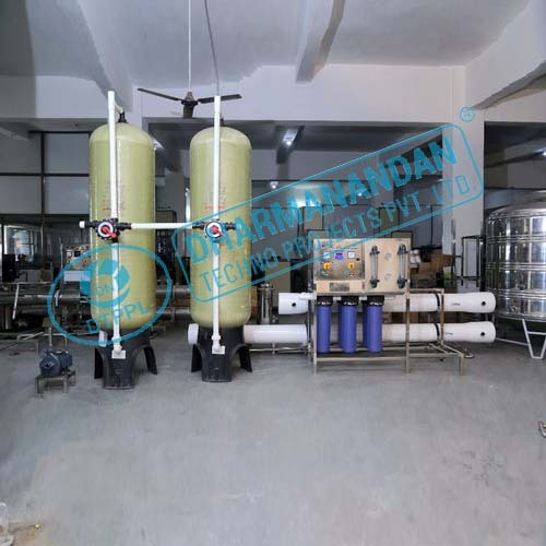 FRP Industrial RO Water Filter