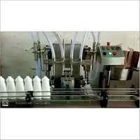 Filling Machine For Hand Sanitizer