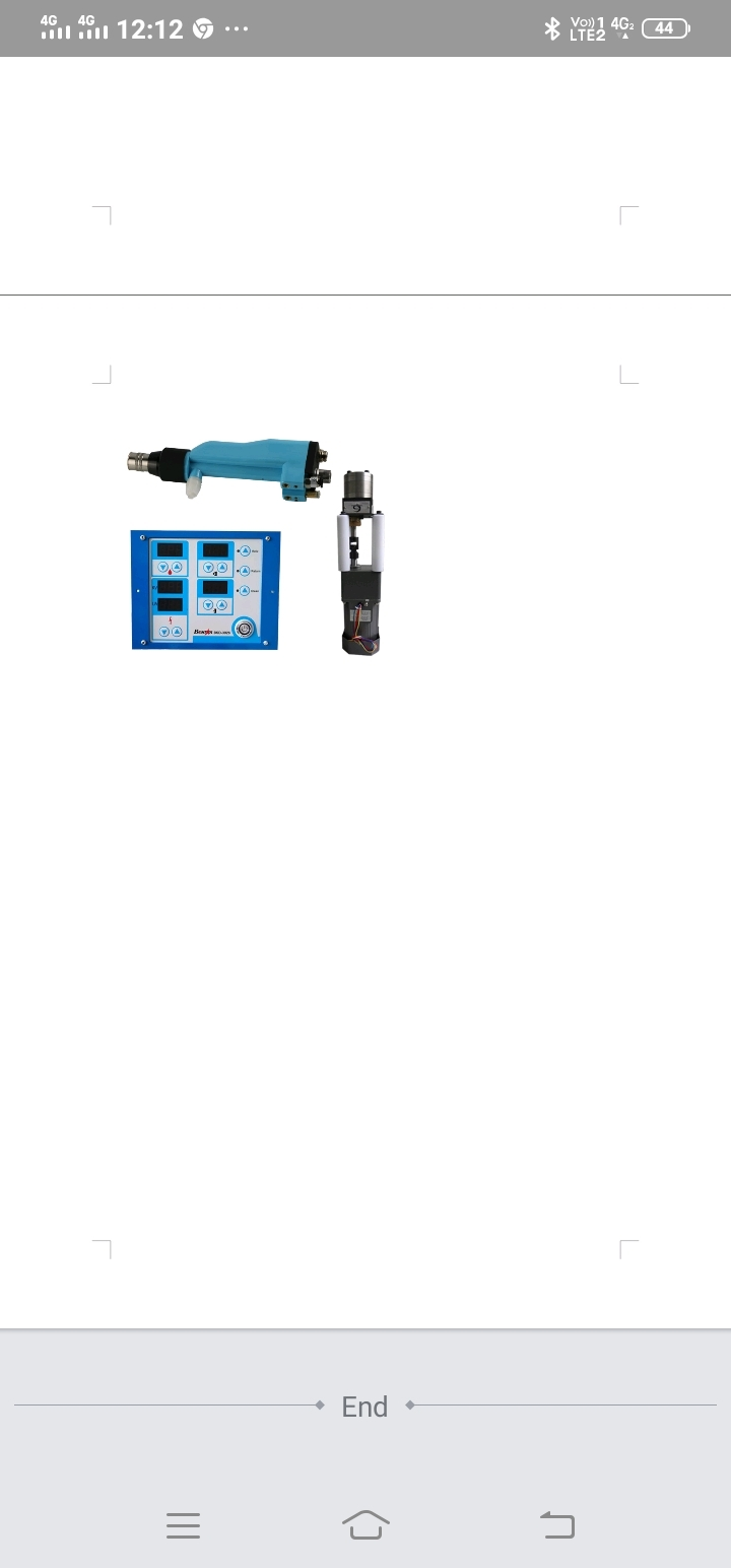 Electrostatic Liquid Painting Gun
