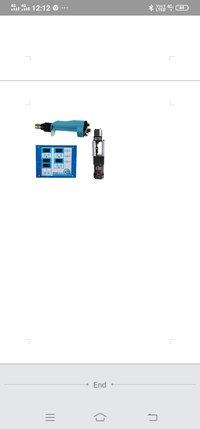 Electrostatic Liquid Painting Gun