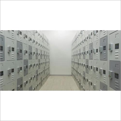 Steel Compartment Locker