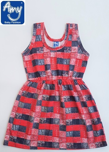Junior Girls Frock Slip-Basicwear