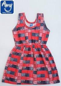 Junior Girls Frock Slip-Basicwear