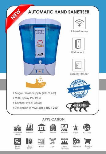 Sensor Sanitizer Dispenser