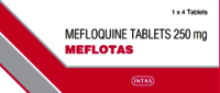 Mefloquine HCl Tablets 250mg