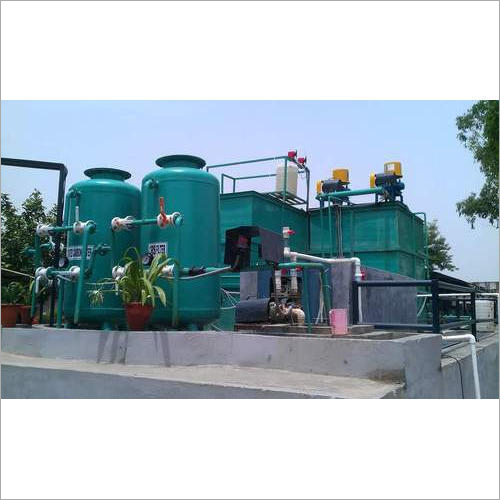 Industrial STP Plant