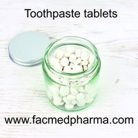 Toothpaste Tablets