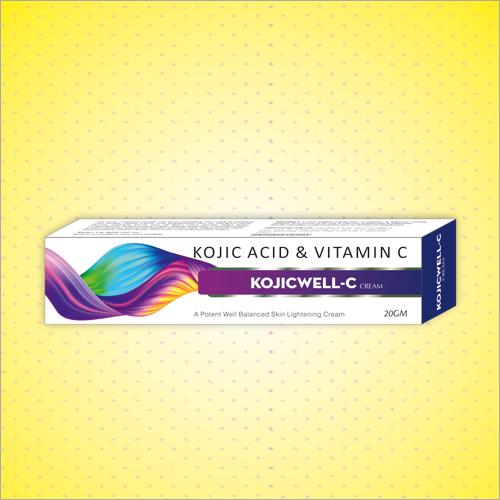 20 GM Kojic Acid And Vitamin C Cream