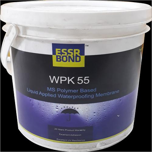 Essrbond Wpk55 - Liquid Applied Waterproofing Membrane - External