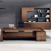 Wooden Modular Table