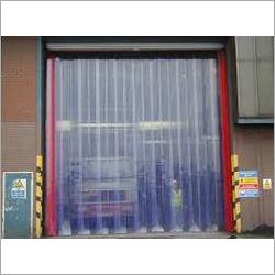 Plastic Strip Curtain