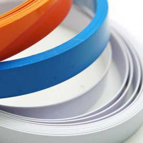 High gloss edge banding tapes