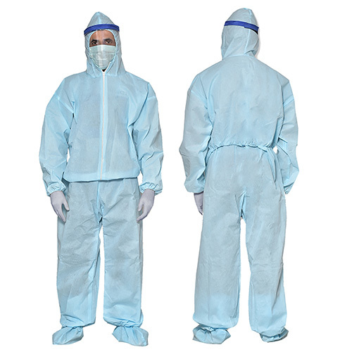 Non Woven PPE Kit 60GSM-LQD