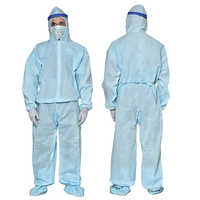 Non Woven PPE Kit 90GSM-GRD-A