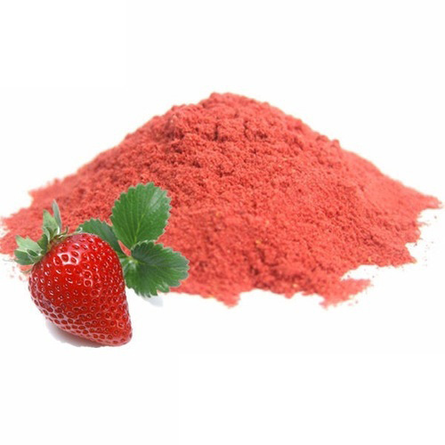 Dry Encapsulated Strawberry Flavour