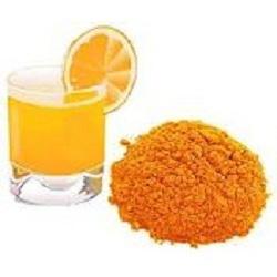 Dry Encapsulated Orange Flavour