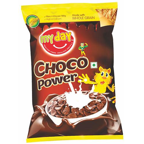 Choco Power Choco Flakes