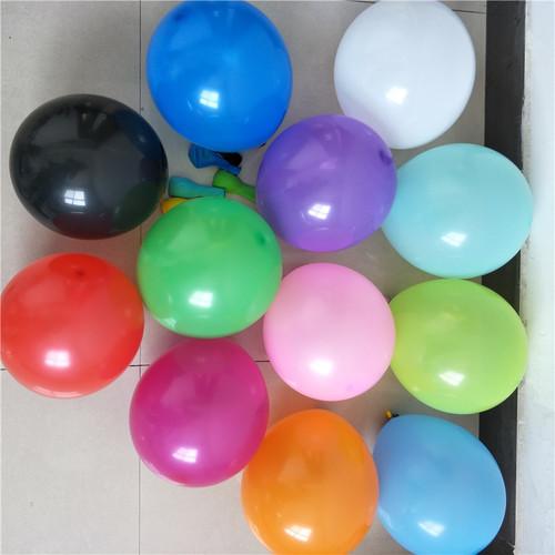 9 Inch 1.5 G Standard Balloon Certifications: En 71 Part 1/2/3