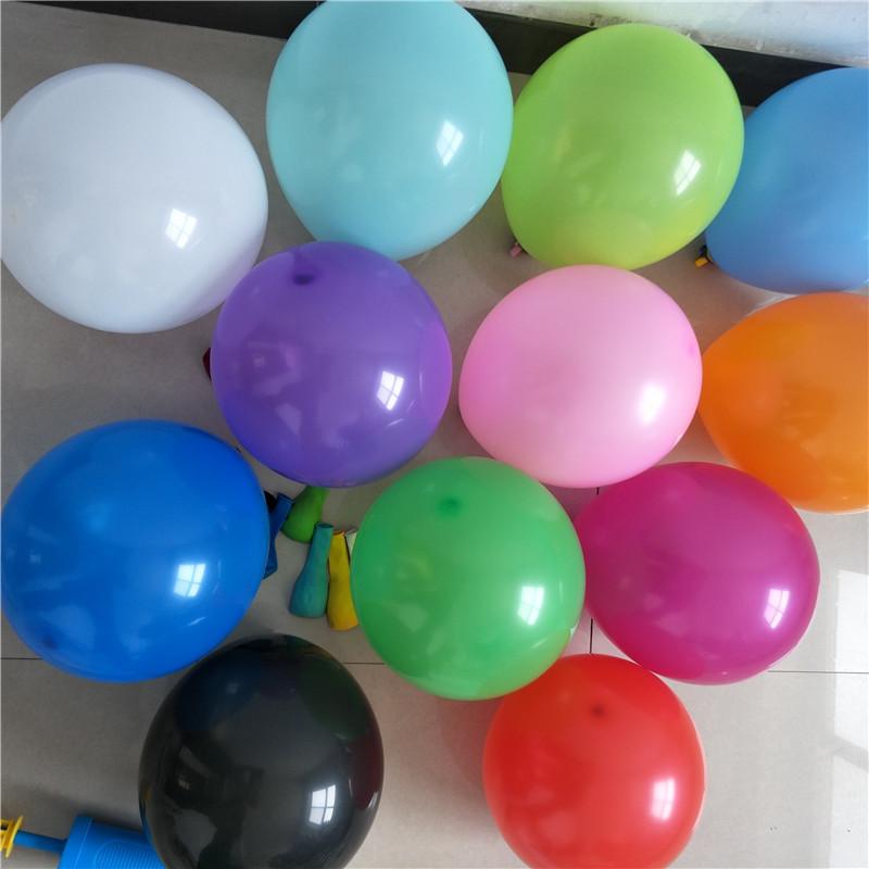 9 inch 1.5 g standard balloon