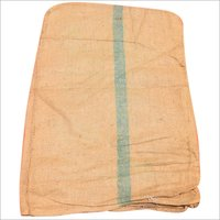 Green Line Cocoa Jute Bag