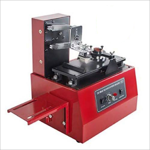 Bulb Pad Printing Machine