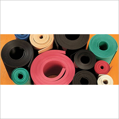 Silicone Extruded Rubber Sheet