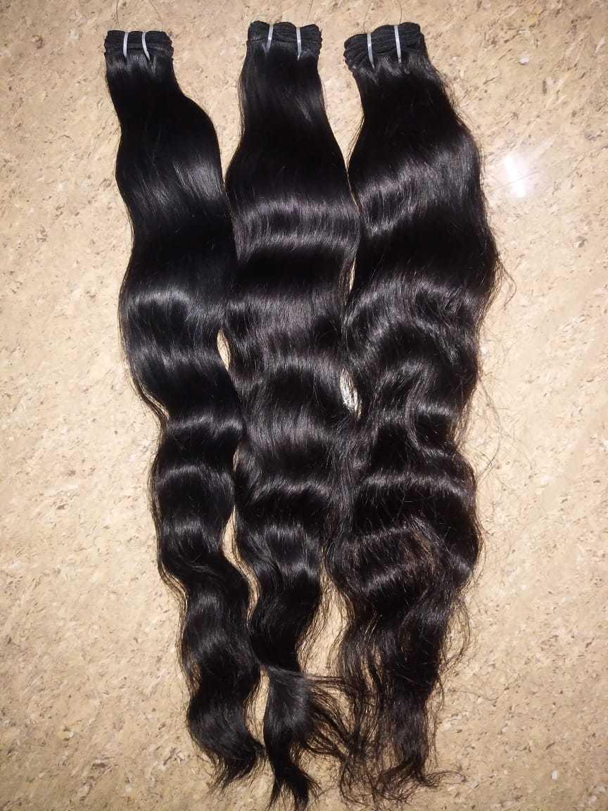Single Drawn Brazilian Hair