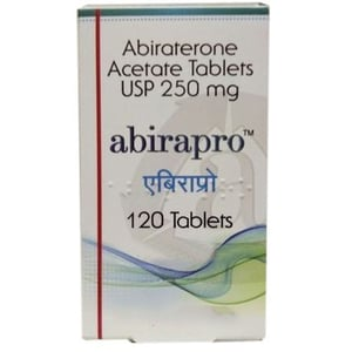 Abirapro Abiraterone Acetate 250mg Tablets