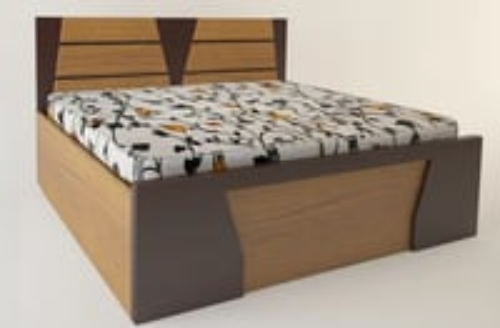 V Design Bed