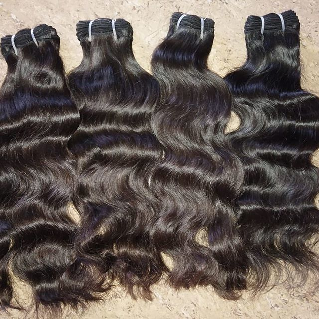 HUMAN HAIR EXTENSIONS WEFT