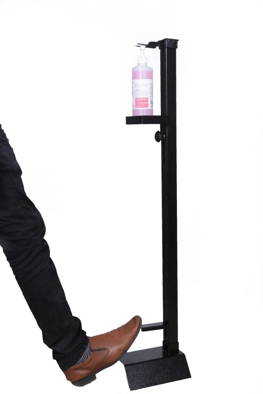 Mamuu Expo Handfree Sanitizer Dispenser Stand