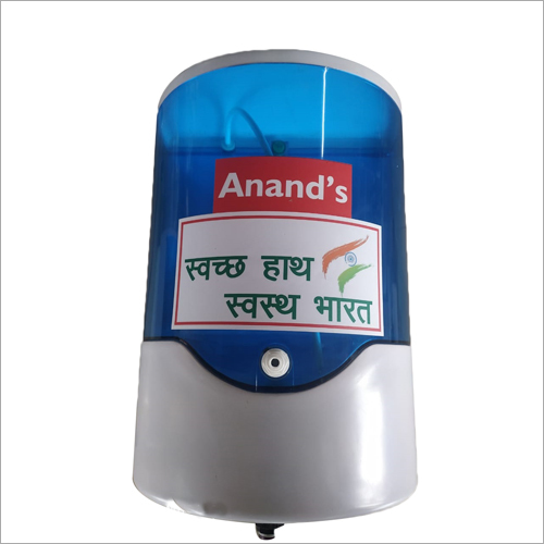 Automatic Hand Sanitizing Machine