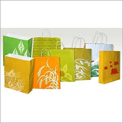 Custom Paper Shopping Bag