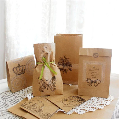 Kraft Paper Bags Manufacturer In Ludhiana